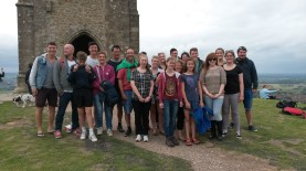 Parish Trip to Glastonbury